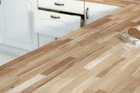 plan de travail bois cuisine plan de travail en bois dans la cuisine nos meilleurs conseils
