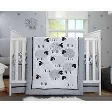 Nojo Crib Bedding Set Nojo Sheep 4 Pc Crib Bedding Set Shopko