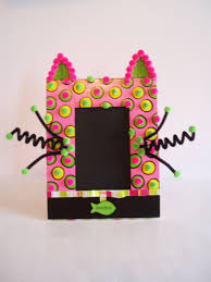 kitty cat pet frame fun family crafts