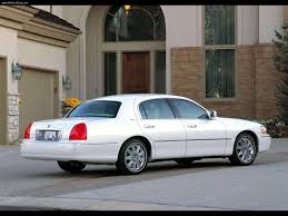 lincoln town car cartier 2003 pictures information specs