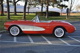1957 chevrolet corvette convertible 1957 chevrolet corvette convertible 116454