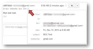 If You Blind Copy Someone Can They Reply All Gmail Resending An Email To A List Of Address In The Bcc Web