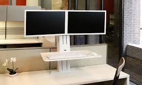 workfit adjustable standing desk converter ergotron