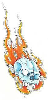 skull and designs cool tattoos bonbaden