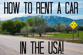 rent in usa demystifying car rentals in the us insurance additional drivers