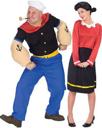 olive oyl costume popeye and olive oyl 7 costume ideas for couples