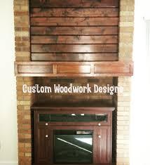 fireplace mantle custom woodwork designs llc 719 371 2661