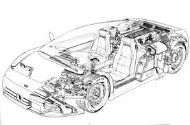 pagani drawing bugatti eb110 rise u0026 fall of a supercar sometimes interesting