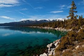 Nevada scenery images Photos nevada usa tahoe nature lake scenery water coast jpg