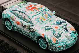 painting a car without aerosols peak oil