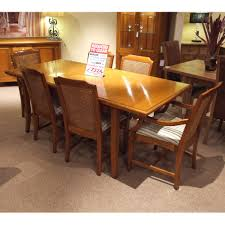 belfield chatsworth solid wood dining kitchen table clearance ebay