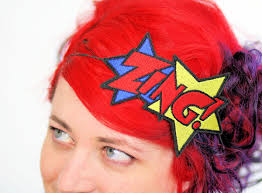 book headband kaboom comic book headband basil s boutique