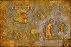 Wow Map The New World S Map Wow