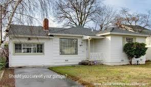 Converting Garage To Bedroom How Do Garage Conversions Impact Property Value Sacramento