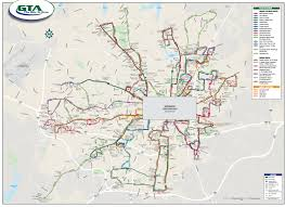 University Of Arizona Map by City Of Greensboro Nc Daily Routes