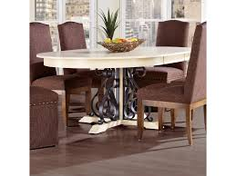 canadel custom dining customizable round table with pedestal