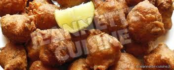jeannette cuisine acras de morue apéritif jeannette cuisine