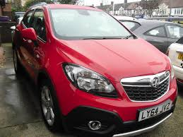 vauxhall mokka interior vauxhall mokka exclusive car place co uk