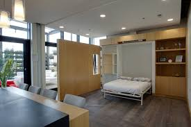Murphy Bed Guest Room Bedroom Pretty Space Saving Guest Room Ideas With White Hidden