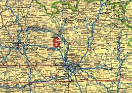 bamberg germany map maps of bamberg
