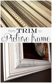 build a custom frame out of trim pieces reality daydream