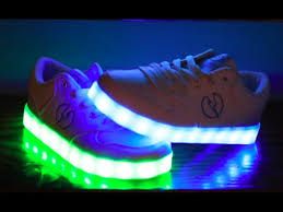 light up tennis shoes for adults light up sneakers youtube