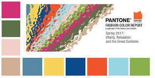 colors spring 2017 top 10 fashion colors for spring 2017 by pantone