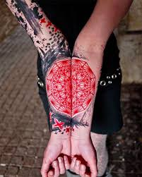 geometric tattoos picmia