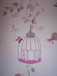d馗oration papillon chambre fille chambre bb claudine galerie et décoration papillon chambre fille
