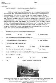 reading theme worksheets free worksheets library download and