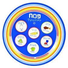 sadar plate seder plates by target bible belt balabusta