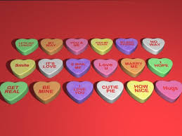 heart candy sayings candies hearts 3d lwo