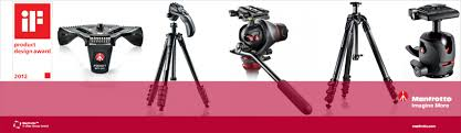 if design manfrotto a top player at the if design award