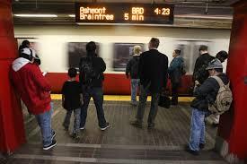 mbta schedule for t commuter rail