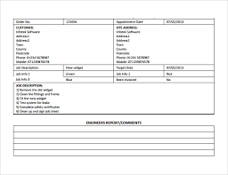job sheet example reference page for resume examples references