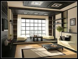 Modern Color Scheme by House Modern Japanese Interior Design Ideas For Living Room With