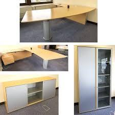 bureau arrondi bureau 90 cm ensemble de mobilier de bureau comprenant un bureau