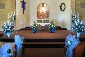 Church Decorations For Wedding Modern Church Wedding Decoration Ideas Photograph Church W