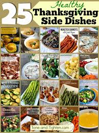 25 healthy side dishes for your thanksgiving feast healthy recipe