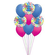 welcome home balloons delivery classic balloons delivery for all occasion send balloons online only