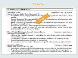 advanced resume writing tips write an impressive first resume aftercollege