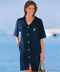 robe de chambre eponge femme sortie robe de chambre damart marinière en éponge manches courtes