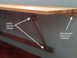 Wall Mounted Desk Wall Mounted Desk With Shelves Home Decor U0026 Interior Exterior