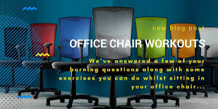 Desk Chair Workout Office Chair Workouts How To Easily Keep Fit At Your Desk