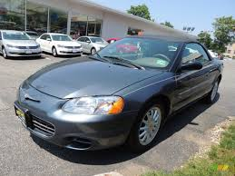 2002 chrysler sebring convertible lx related infomation