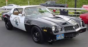 79 chevy camaro the 1979 california highway patrol camaro