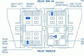1998 ford explorer fuse diagram ford explorer xlt 1998 fuse box block circuit breaker diagram