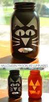 halloween mason jar luminaries dream a little bigger