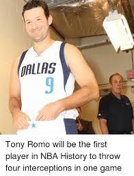 Romo Interception Meme - 25 best memes about tony romo tony romo memes