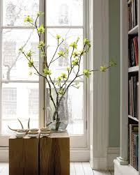 Vase With Twigs Floral Arrangement Ideas Martha Stewart